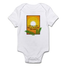 Each Day is a Gift Infant Bodysuit