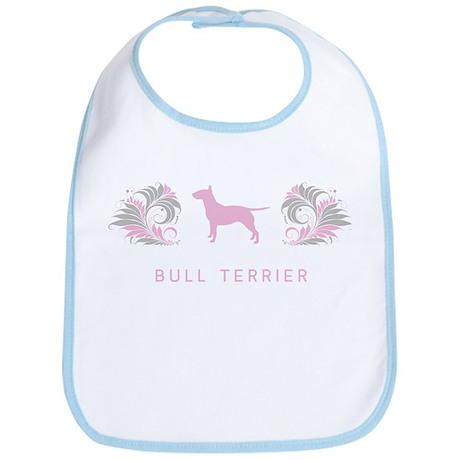 """""""Elegant"""" Bull Terrier Bib"""