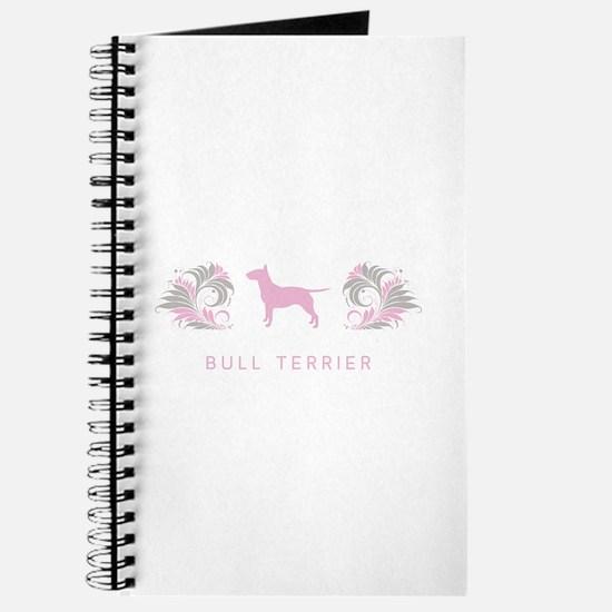 """""""Elegant"""" Bull Terrier Journal"""