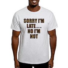 Slug Vs Salt T-Shirt