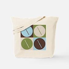 Flute Pop Art Tote Bag