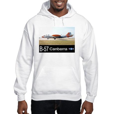 B-57 Canberra Bomber Hooded Sweatshirt
