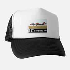 B-57 Canberra Bomber Trucker Hat