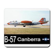 B-57 Canberra Bomber Mousepad