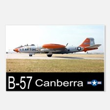 B-57 Canberra Bomber Postcards (Package of 8)