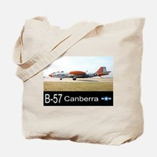 B-57 Canberra Bomber Tote Bag