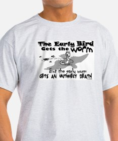 Early Worm T-Shirt