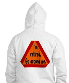 Retirement Jumper Hoody