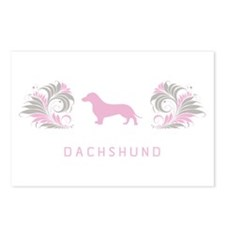 """Elegant"" Dachshund Postcards (Package of 8)"