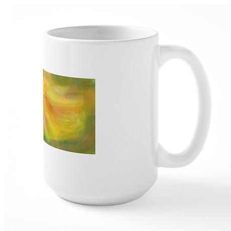 Large Michaelmas Mug