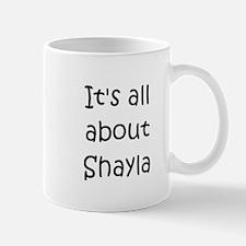 Cute Shayla Mug