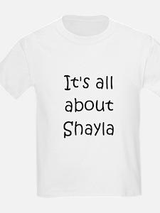 Cute Shayla T-Shirt