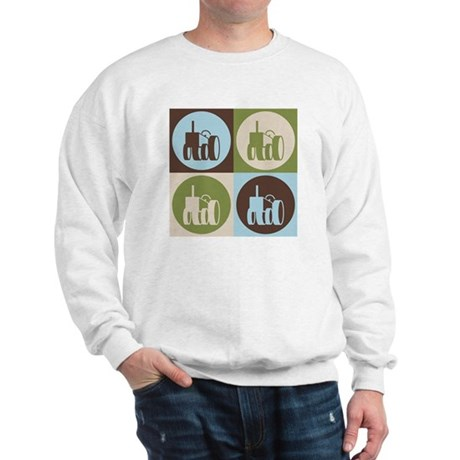 Farming Pop Art Sweatshirt
