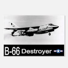 B-66 Destroyer Bomber Postcards (Package of 8)