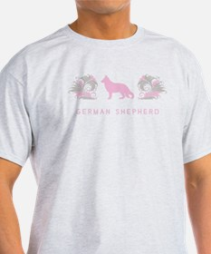 """Elegant"" German Shepherd T-Shirt"
