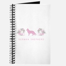 """Elegant"" German Shepherd Journal"