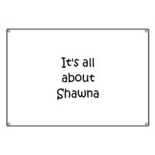 Funny Shawna Banner