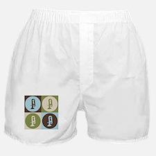 Euphonium Pop Art Boxer Shorts