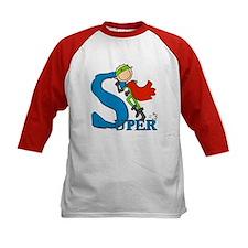 Super Stick Figure Hero Tee