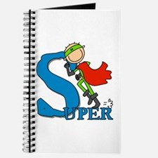 Super Stick Figure Hero Journal