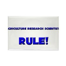 Agriculture Research Scientists Rule! Rectangle Ma