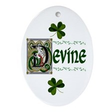 Devine Celtic Dragon Keepsake Ornament
