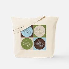 Drama Pop Art Tote Bag