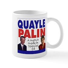 Quayle/Palin Special Ed Mug