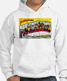 Provincetown Massachusetts Greetings Jumper Hoody