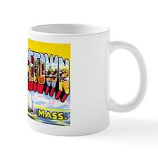 Provincetown Massachusetts Greetings Mug