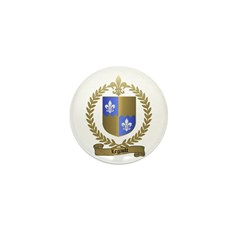 LEGAULT Family Crest Mini Button (10 pack)