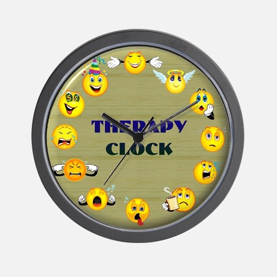 therapy Wall Clock