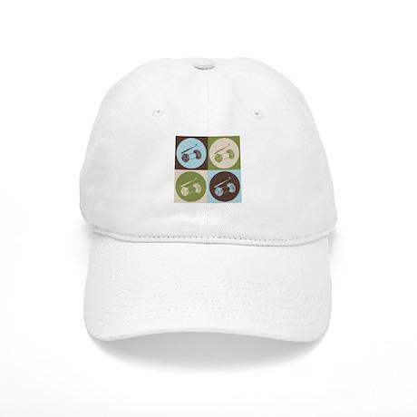 Crocheting Pop Art Cap
