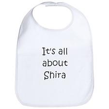 Funny Shira Bib