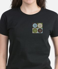 Cribbage Pop Art Tee