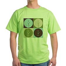 Crane Pop Art T-Shirt