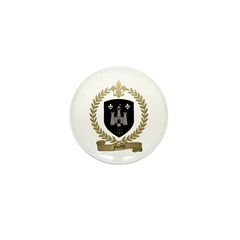 FORTIN Family Crest Mini Button (100 pack)