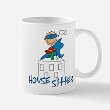Boy Hero House Sitter Mug