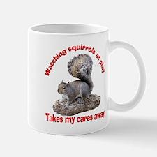Squirrels at Play Mug