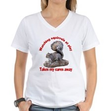 Squirrels at Play Shirt
