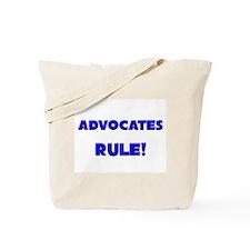 Advocates Rule! Tote Bag