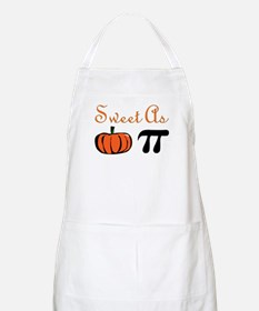 Sweet as Pumpkin Pi BBQ Apron