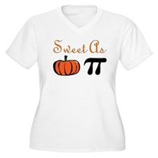 Sweet as Pumpkin Pi T-Shirt
