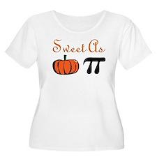 Sweet as Pumpkin Pi T-Shirt