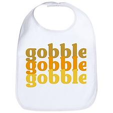 Gobble Gobble Gobble Bib