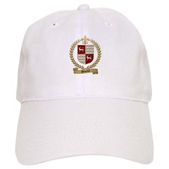 DOUCETTE Family Crest Cap