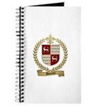 DOUCETTE Family Crest Journal