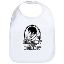 Mr. Darcy Bib