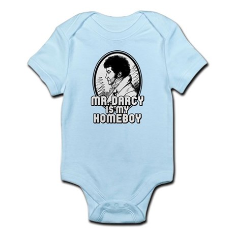 Mr. Darcy Infant Bodysuit