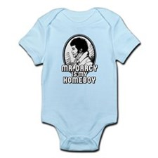 Mr. Darcy Infant Bodysuit